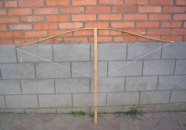 Как сделать лук из бамбука своими руками 89